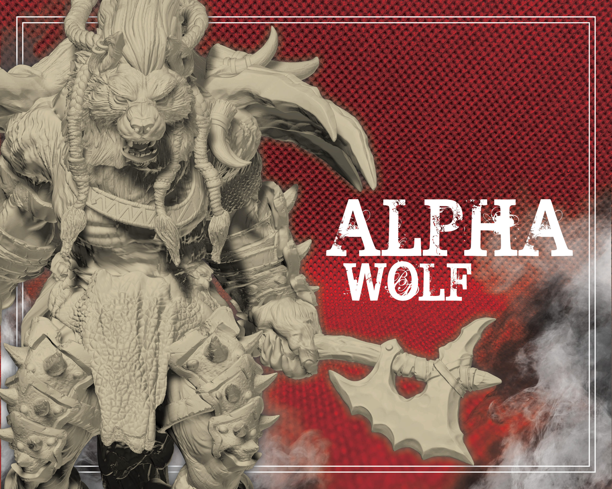 tier alpha wolf wolfmaker3d gift subscribe patreon